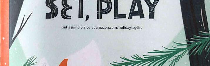 Ready Set Play Amazon Toy Catalog