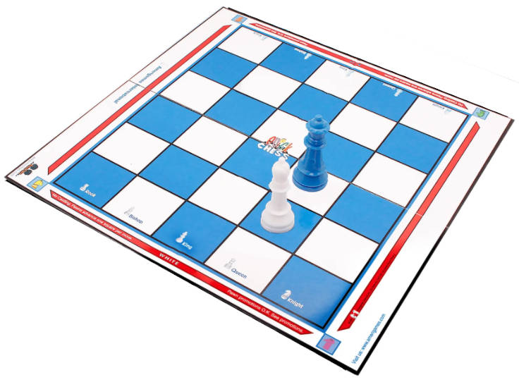 speed chess game board