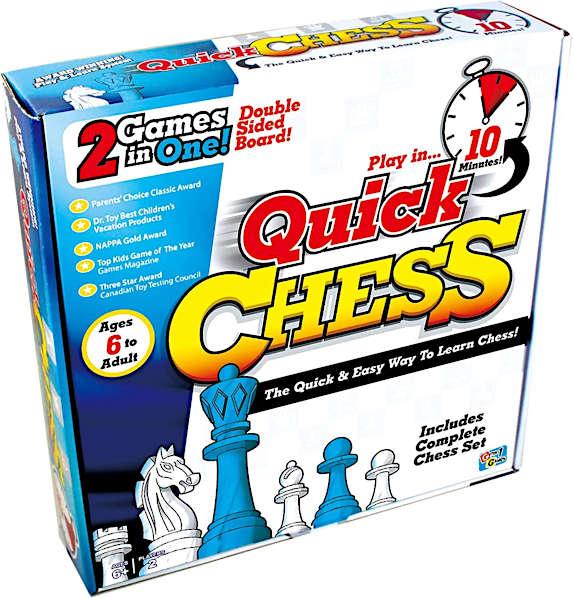 speed chess game box